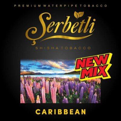 Serbetli Caribbean (Карибский микс)