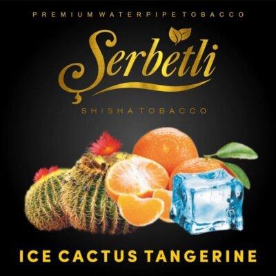 Табак Serbetli Ice cactus tangerine (Айс кактус мандарин)