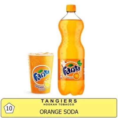 Табак Tangiers Noir Orange Soda - Апельсиновая содовая