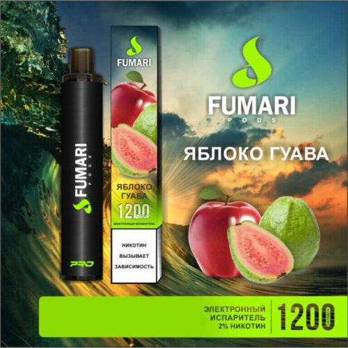 Одноразовая POD-система Fumari Яблоко гуава