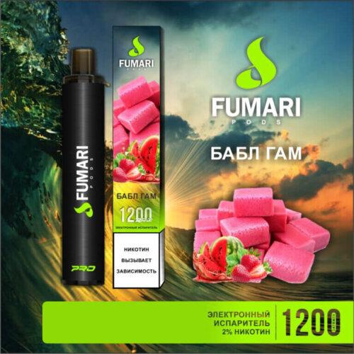Одноразовая POD-система Fumari Бабл гам