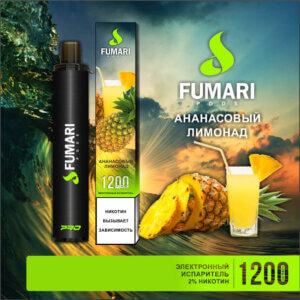 Одноразовая POD-система Fumari Анансовый лимонад