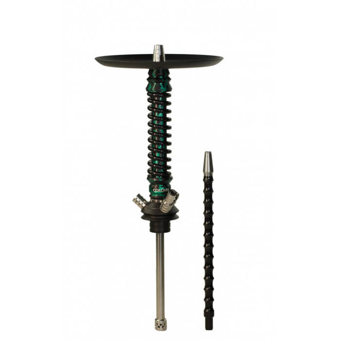 Шахта Mamay Coilovers Mini Anod Green/Black
