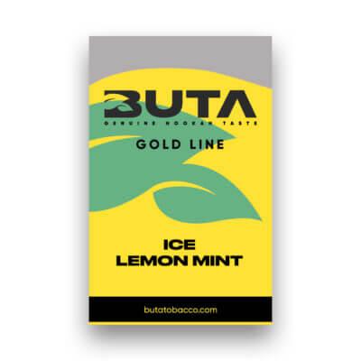 Табак Buta gold Ice lemon mint (Айс лимон мята)