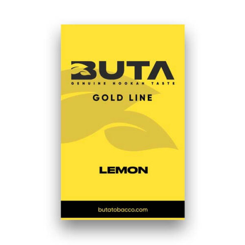 Табак Buta Lemon (Лимон) 50 грамм