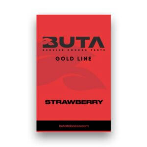 Табак Buta Strawberry (Клубника) 50 грамм